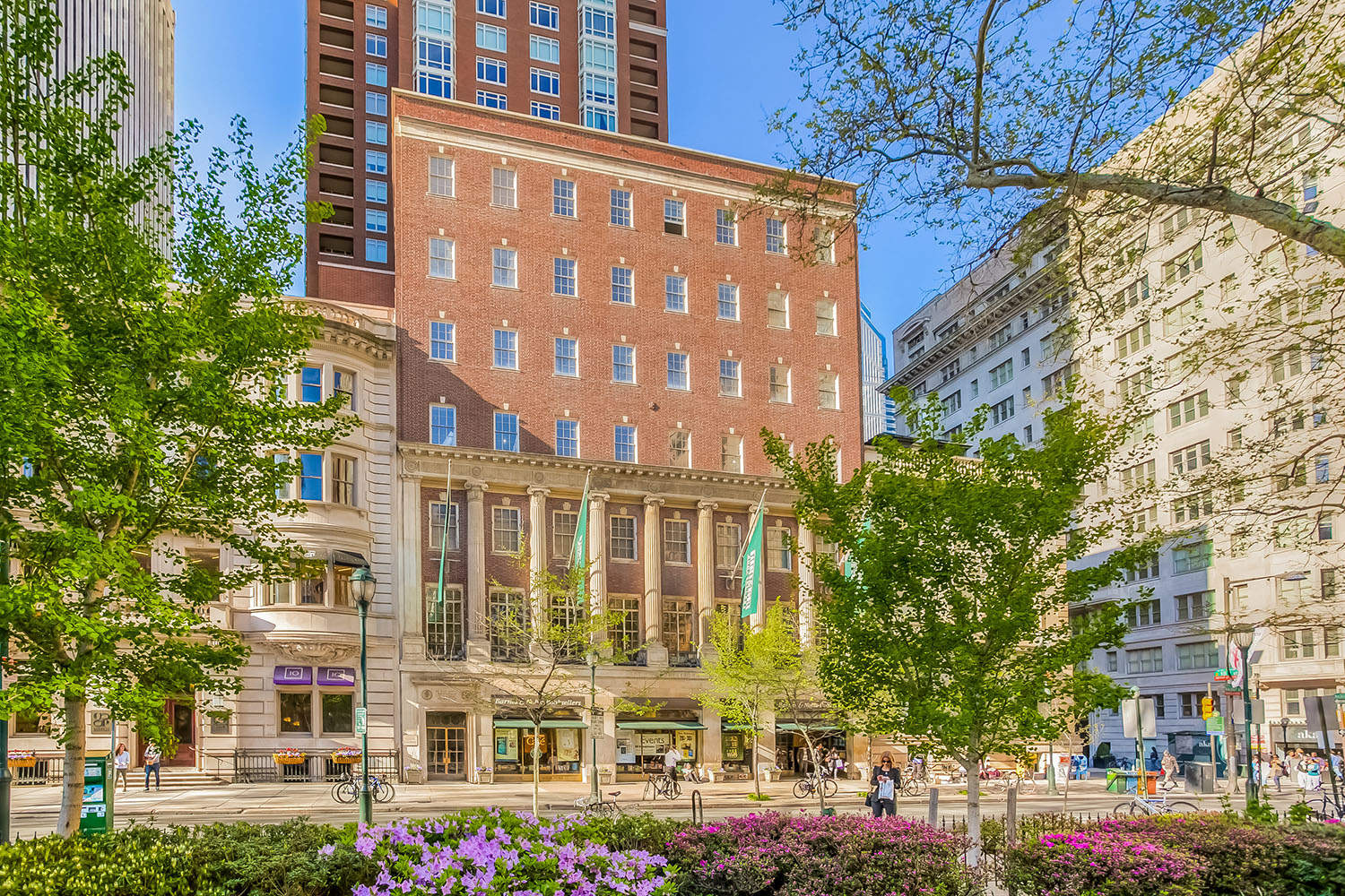 Luxury Rittenhouse Square Apartments For Rent Condos